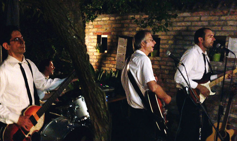 The Bitters @ Festa Privata - Silea (TV)