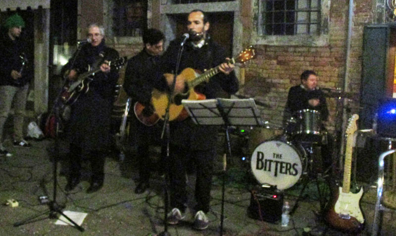 The Bitters @Milan Bar - Venezia