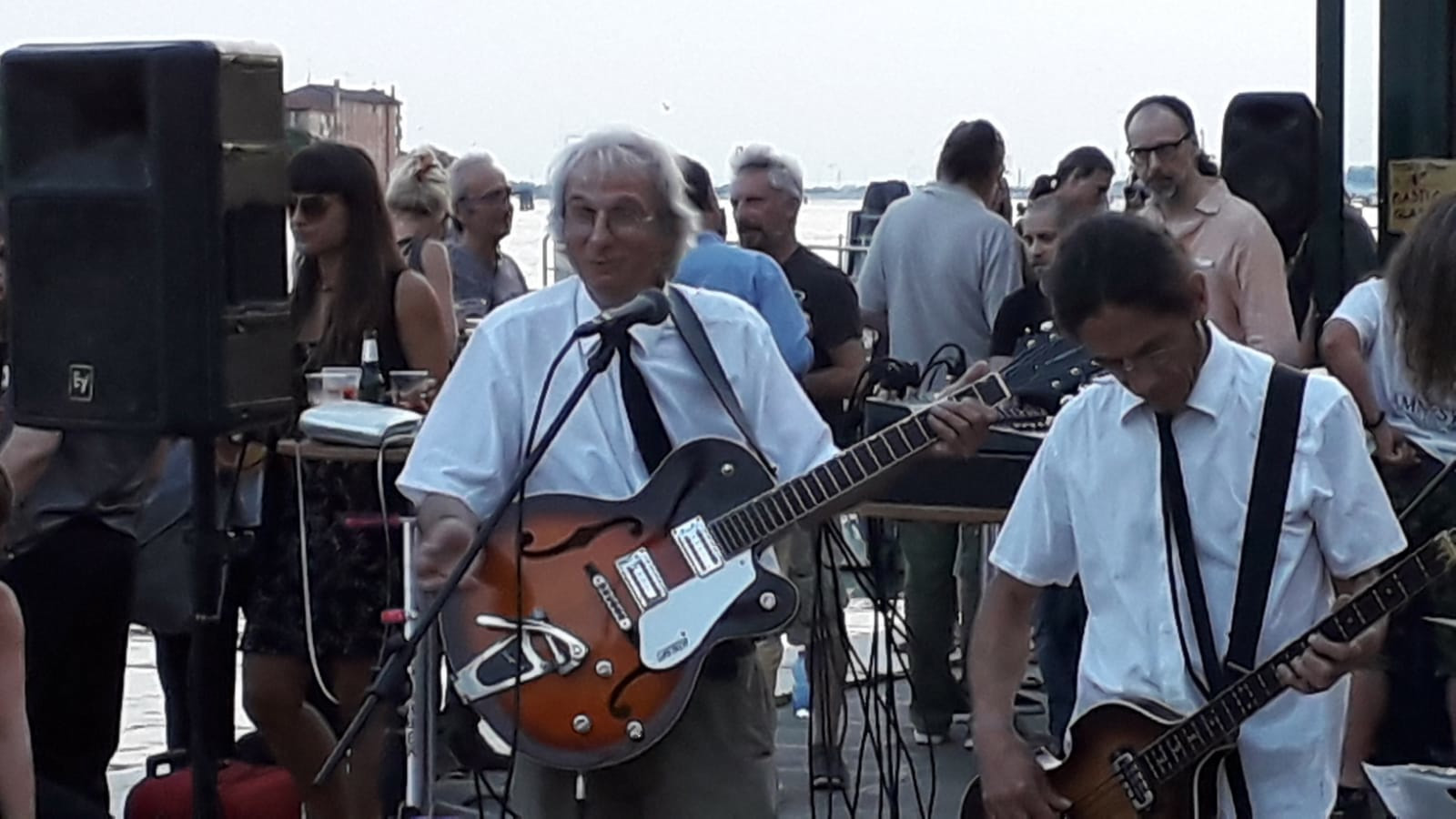 The Bitters @ Chiosco da Tony - Venezia